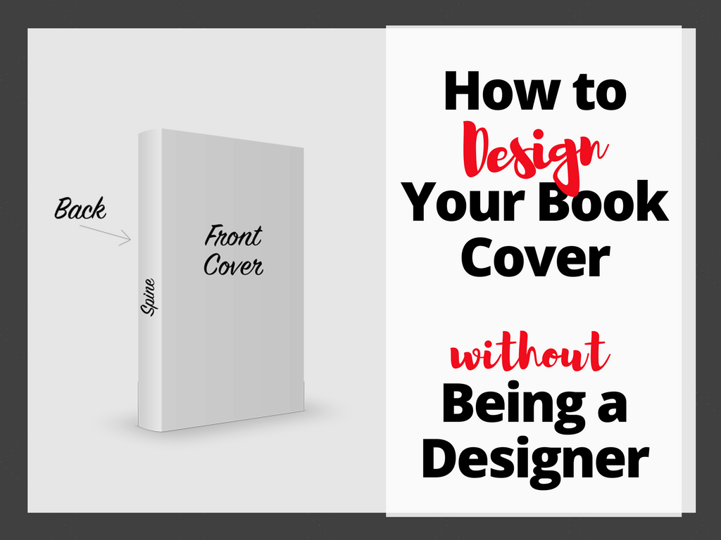 How To Make A Book Jacket Report : Book cover design tips how to make a even if