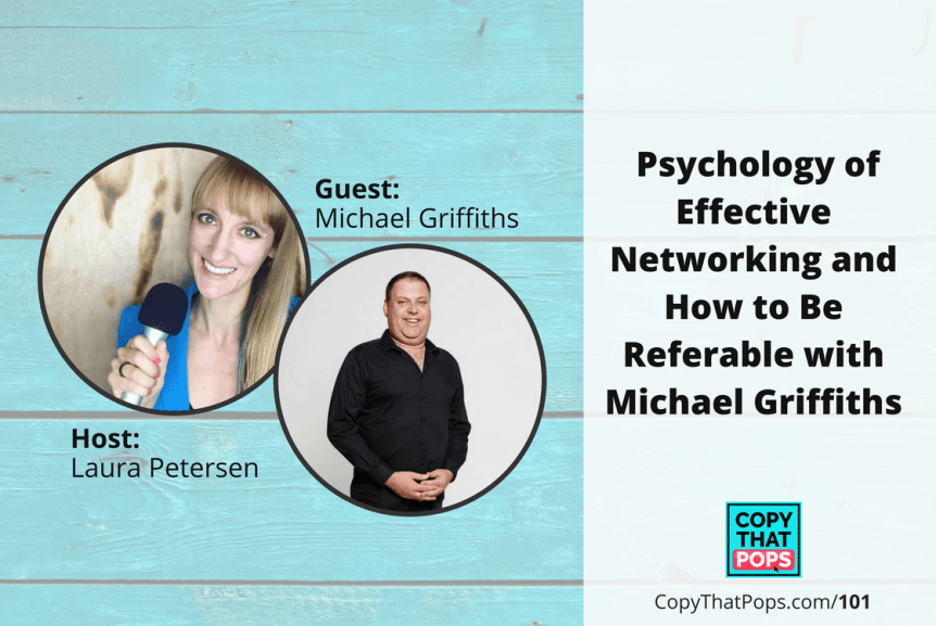 featured image for michael griffiths psychology podcast 101