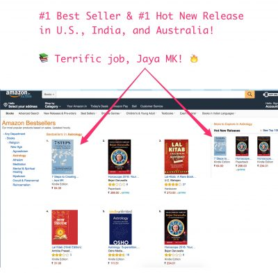 jaya mk #1 best seller and hot new release