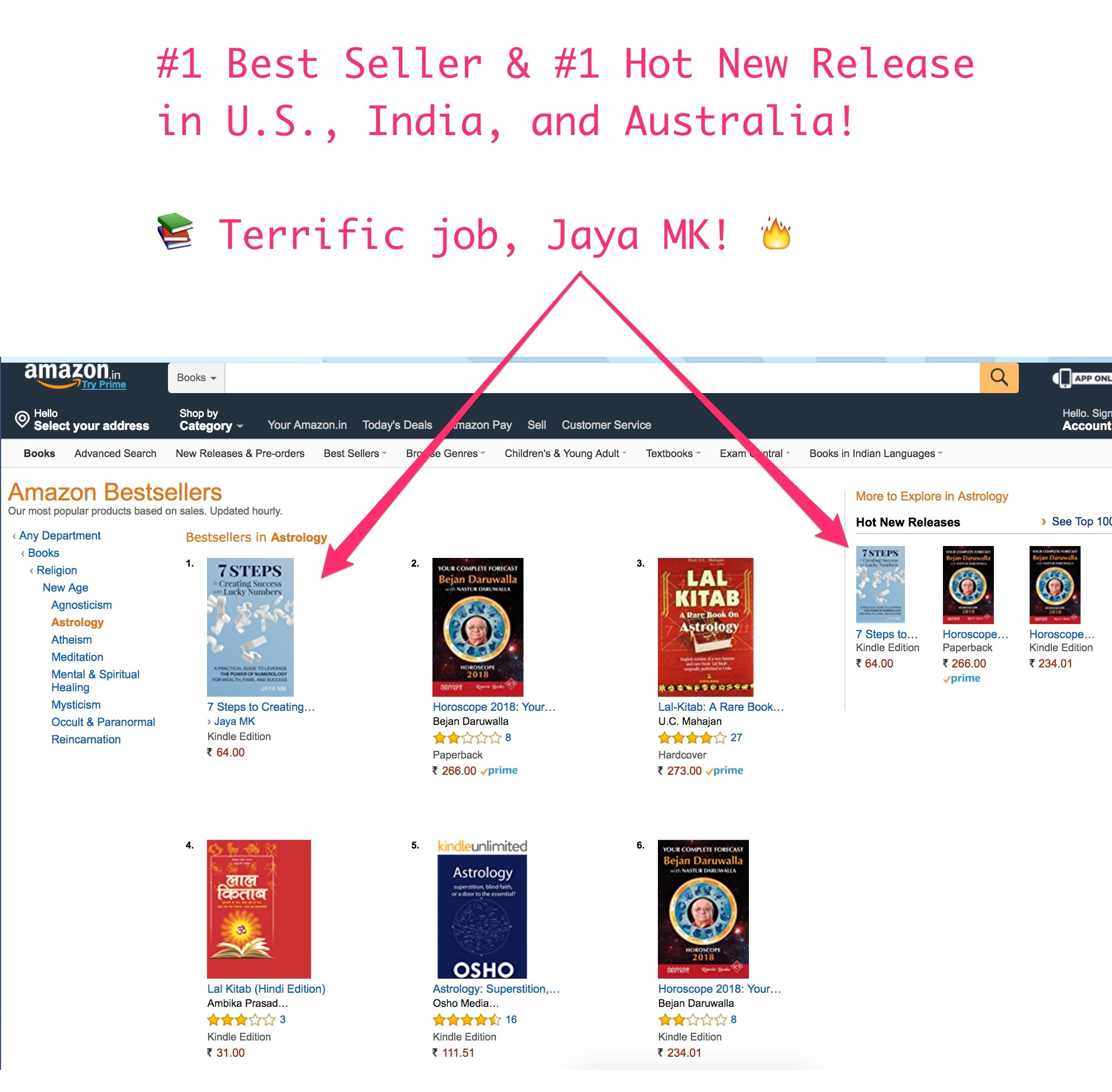 jaya mk #1 best seller and hot new release - Copy That Pops
