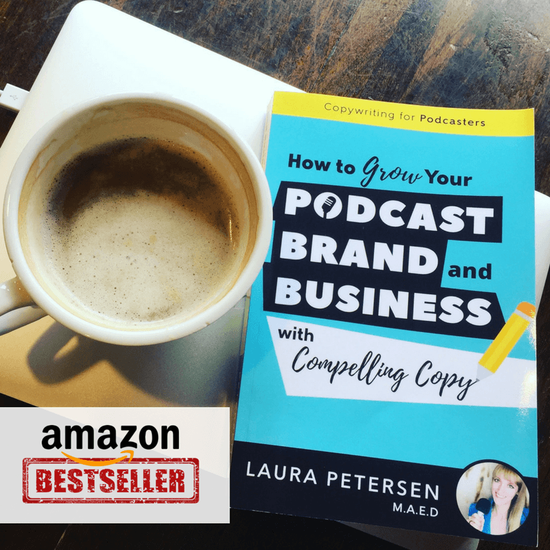 Best Selling Author Laura Petersen helps you use your book to grow your business.
