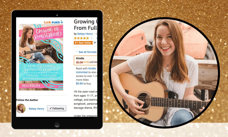 amazon bestselling author kelsey henry